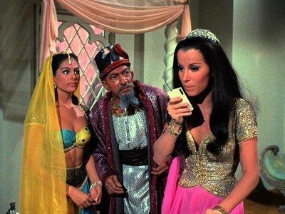 Stefanie Powers in The Girl from U.N.C.L.E. (1966)