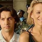 Frédéric Diefenthal and Emma Wiklund in Taxi 4 (2007)