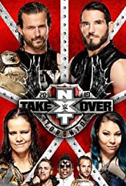 NXT TakeOver: Toronto Poster