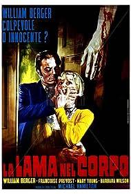 La lama nel corpo (1966) Poster - Movie Forum, Cast, Reviews