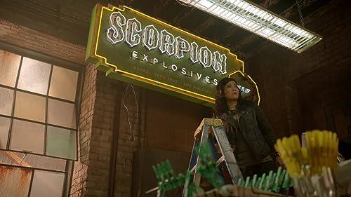 Scorpion: A Cyclone