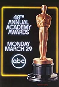 Primary photo for The 48th Annual Academy Awards