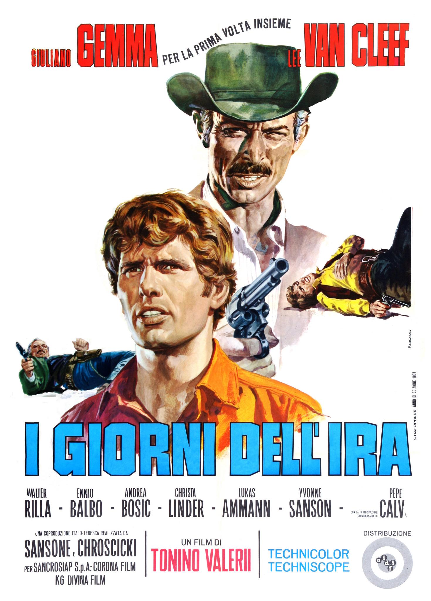 Dias de Ira [Dub] – IMDB 7.2