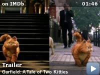 Garfield A Tail Of Two Kitties 2006 Imdb