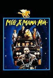 Tarzan Mama Mia Poster