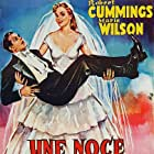 Robert Cummings and Marie Wilson in Marry Me Again (1953)