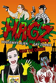 Primary photo for Housewife Alien vs. Gay Zombie