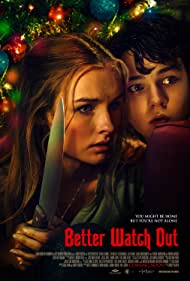 Olivia DeJonge and Levi Miller in Better Watch Out (2016)