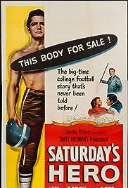 Saturday's Hero Poster