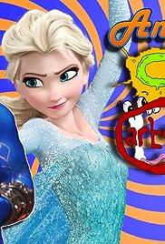 Elsa vs. Will Smith Genie Poster