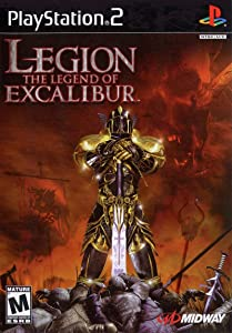 Movies mp4 free download Legion: The Legend of Excalibur USA [480x320]