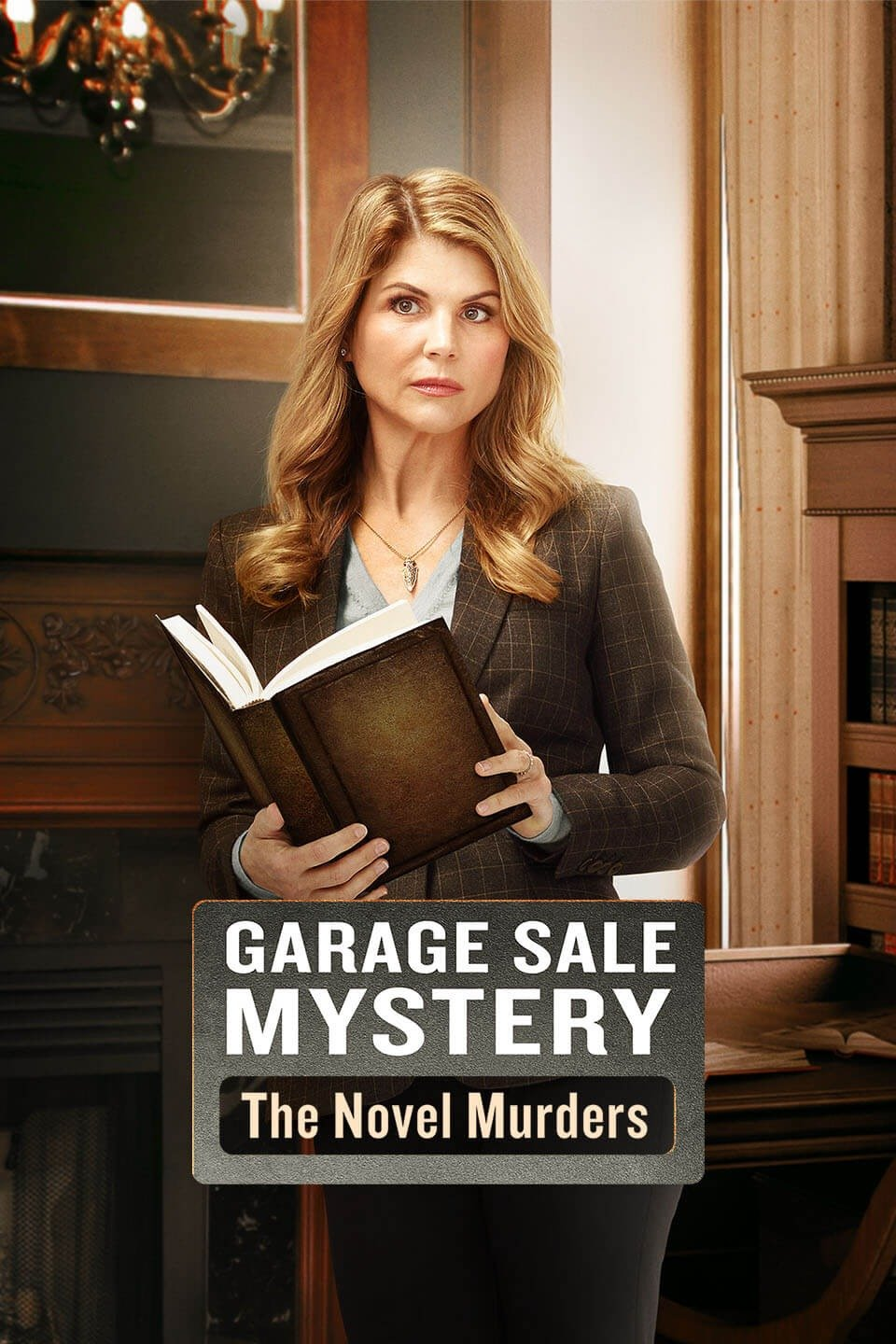 Lori Loughlin in The Novel Murders (2016)