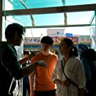 Albert Shin, Chang-hwan Kim, and Da-kyung Yoon in In Her Place (2014)