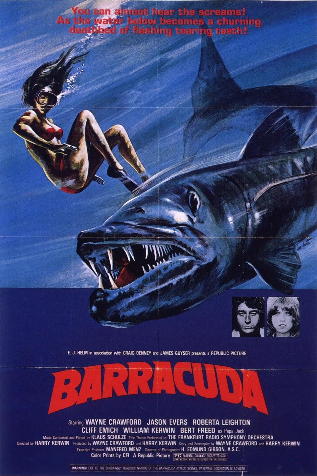 Barracuda 1978 Imdb