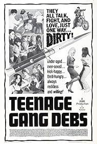 Teenage Gang Debs (1966) Poster - Movie Forum, Cast, Reviews