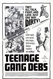 Teenage Gang Debs (1966) Poster - Movie Forum, Cast, Reviews