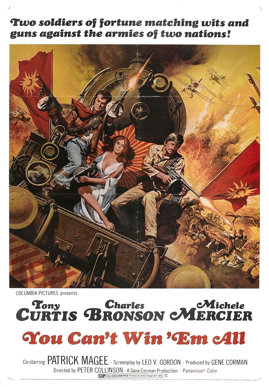 Telefon Charles Bronson movie poster print