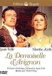 La demoiselle d'Avignon Poster