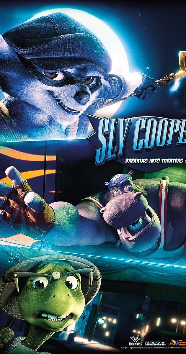 Download Filme Sly Cooper Torrent 2021 Qualidade Hd