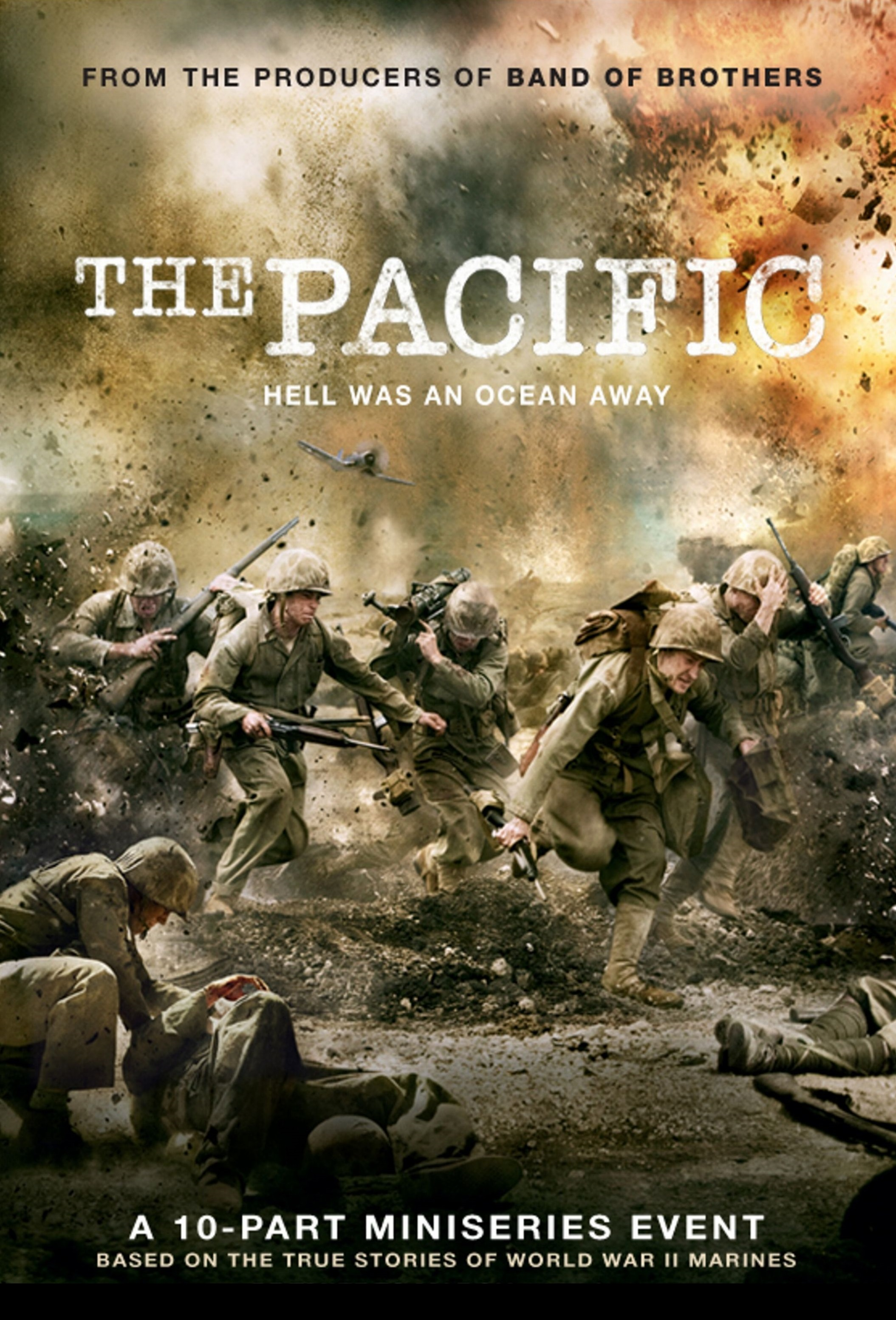 The Pacific Season 1 COMPLETE BluRay 480p, 720p & 1080p
