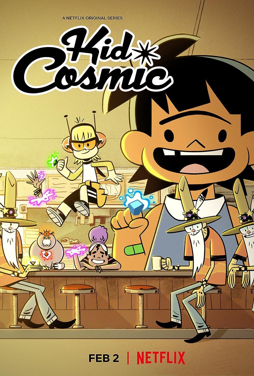 Kid Cosmic 2021 S01 Complete Hindi NF Series 720p HDRip 1485MB Download