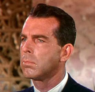 Fred MacMurray in The Caine Mutiny 1954
