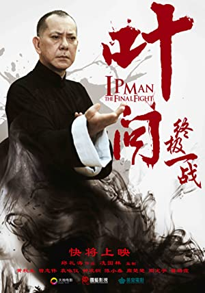 Where to stream Ip Man: The Final Fight