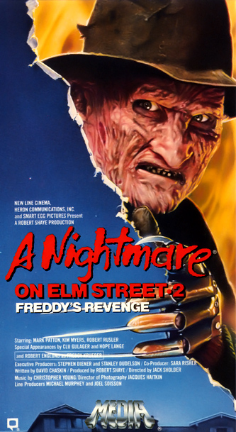 Image result for NIGHTMARE ON ELM STREET 2