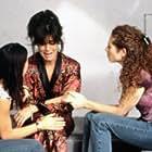 Mia Zottoli, Nina Tapanin, and Cheryl Burns in Hatchetman (2003)