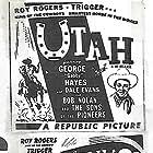 Roy Rogers in Utah (1945)
