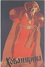 Khovanschina Poster