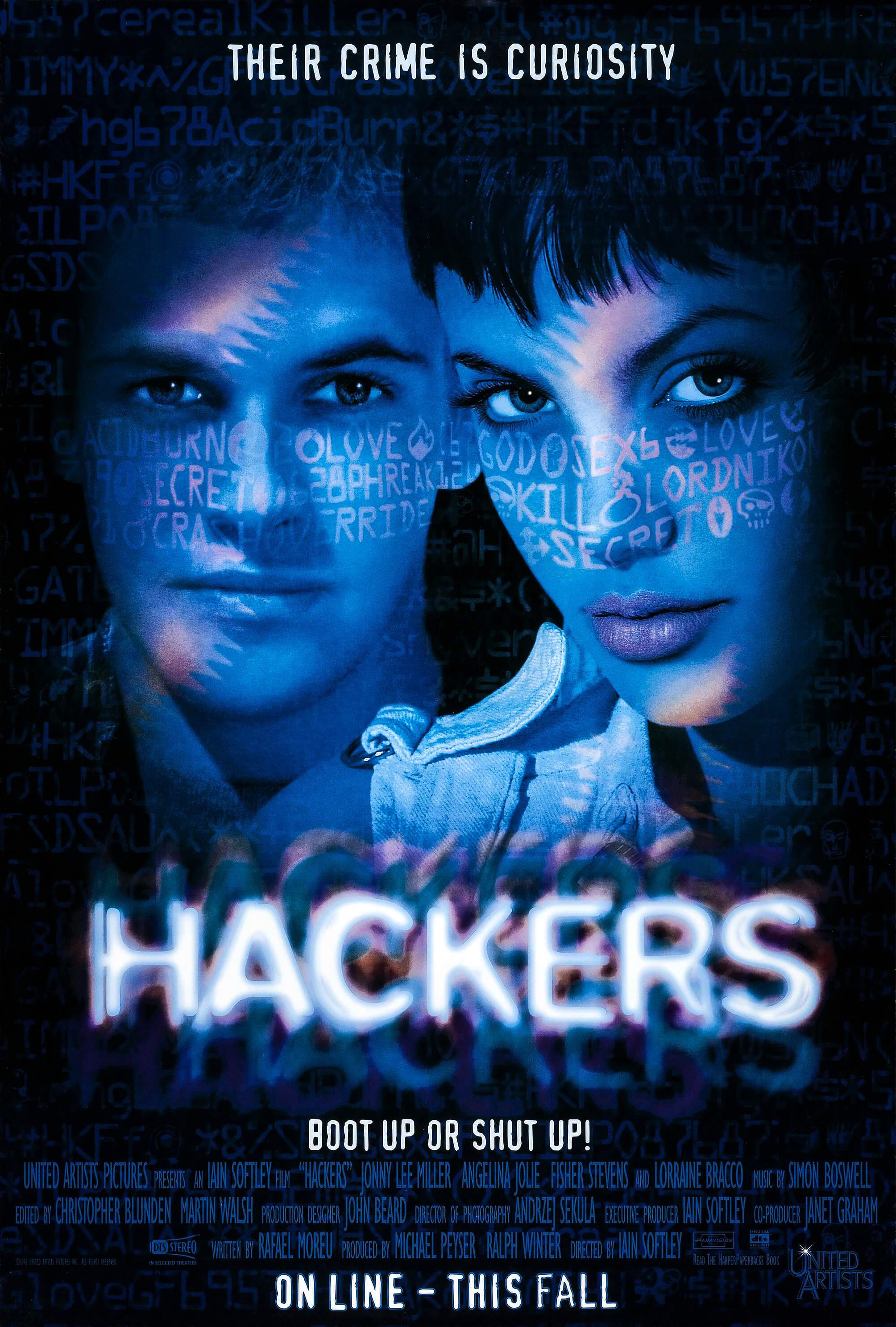 Hackers movie naked