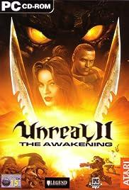 Unreal II: The Awakening Poster