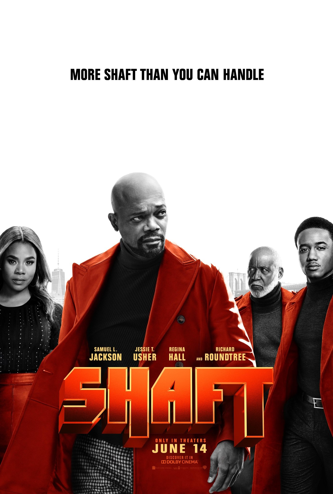 Šaftas (2019) / Shaft (2019)