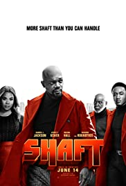 Shaft (2019) Poster - Movie Forum, Cast, Reviews