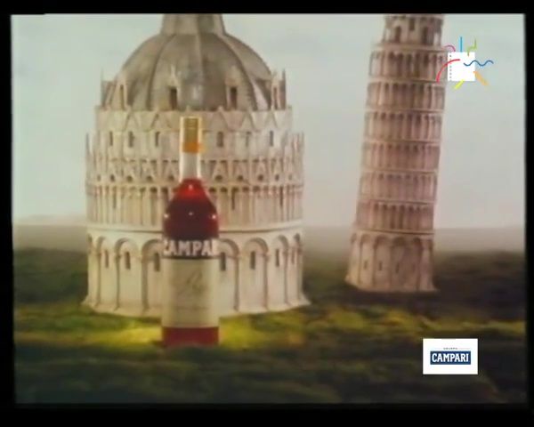 Che bel paesaggio: Bitter Campari (1984)