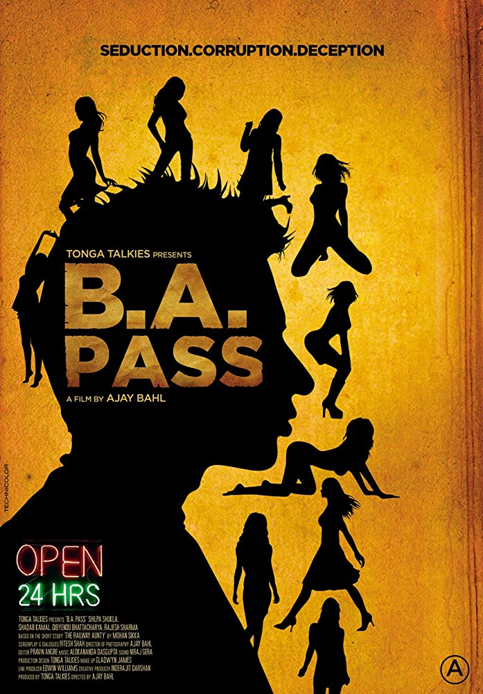BA Pass 2013 Hindi Movie 1080p HDRip 2.8GB ESubs Download