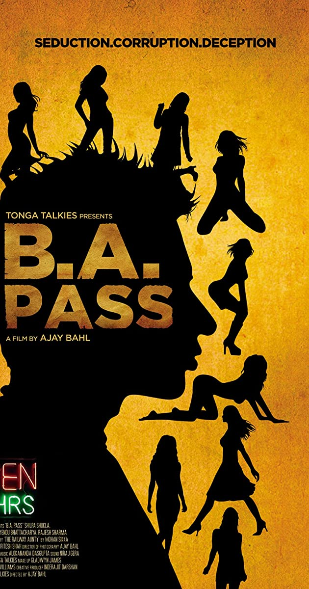B A  Pass (2012) - B A  Pass (2012) - User Reviews - IMDb