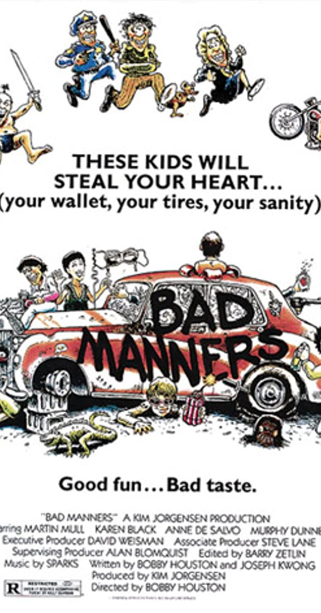 Subtitle of Bad Manners