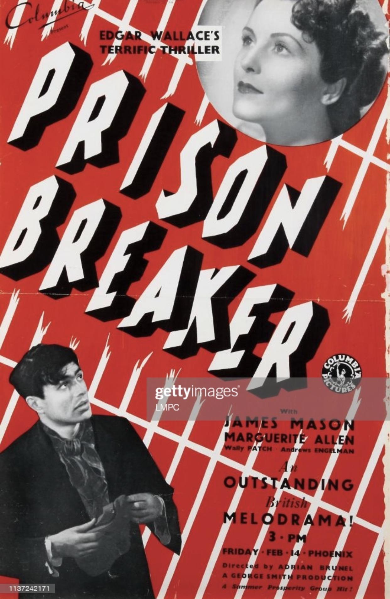 Prison Breaker (1936)