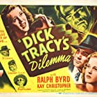 Ralph Byrd, Kay Christopher, Jimmy Conlin, Bernadene Hayes, Ian Keith, and Jack Lambert in Dick Tracy's Dilemma (1947)
