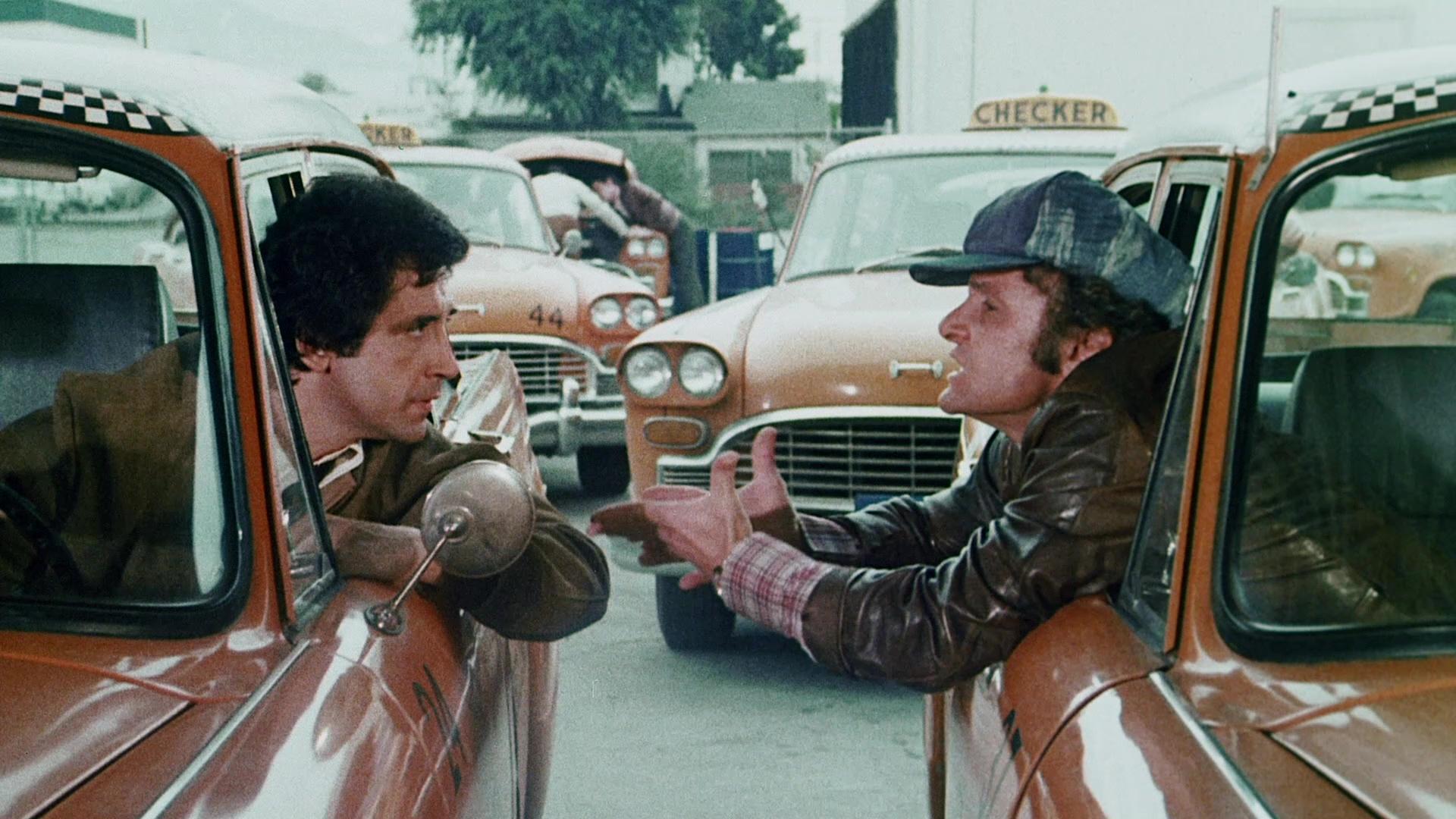 Frank Calcanini and Michael Pataki in The Last Porno Flick (1974)