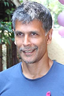 Milind Soman Picture