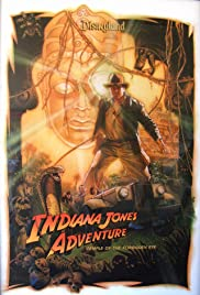 The Making of Disneyland's 'Indiana Jones Adventure' Poster