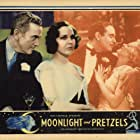 Mary Brian, Leo Carrillo, Lillian Miles, and Herbert Rawlinson in Moonlight and Pretzels (1933)