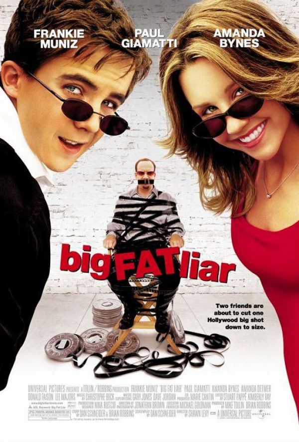Big Fat Liar (2002) Hindi Dubbed