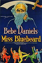 Miss Bluebeard Poster