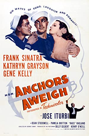 Permalink to Movie Anchors Aweigh (1945)