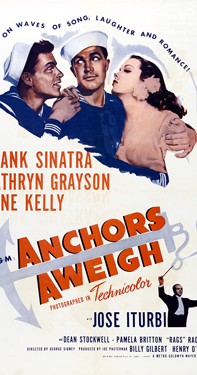 Anchors Aweigh (1945) - Soundtracks - IMDb