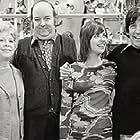 Jean Besré, Yvon Dufour, Louise Portal, and Olivette Thibault in La p'tite semaine (1974)